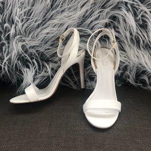 ALDO Lovarema White Heels